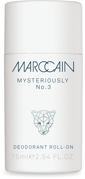 Marc Cain Mysteriously No.3 Roll-On Deodorant